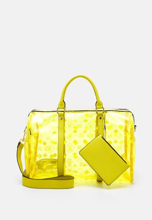 SET - Weekend bag - yellow bright
