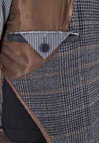 Daniel Hechter - Ultrasoft Mantel - Classic coat - dunkelgrau - 3