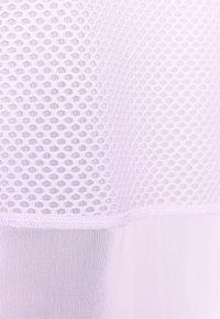 Puma - TRAIN LONG SLEEVE - Maglietta a manica lunga - light lavender - 4
