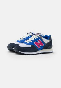 New Balance - ML574 - Trainers - navy/white/red - 1