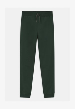 NKMSWEAT  - Tracksuit bottoms - darkest spruce