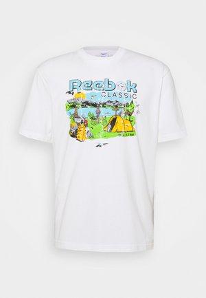 TEE WEST - T-shirts print - chalk