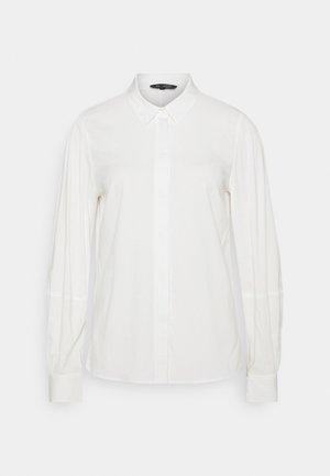 BLOUSE LONG SLEEVE - Blouse - off white