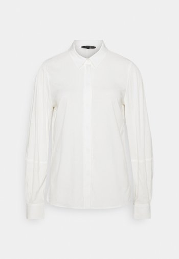 BLOUSE LONG SLEEVE - Bluse - off white