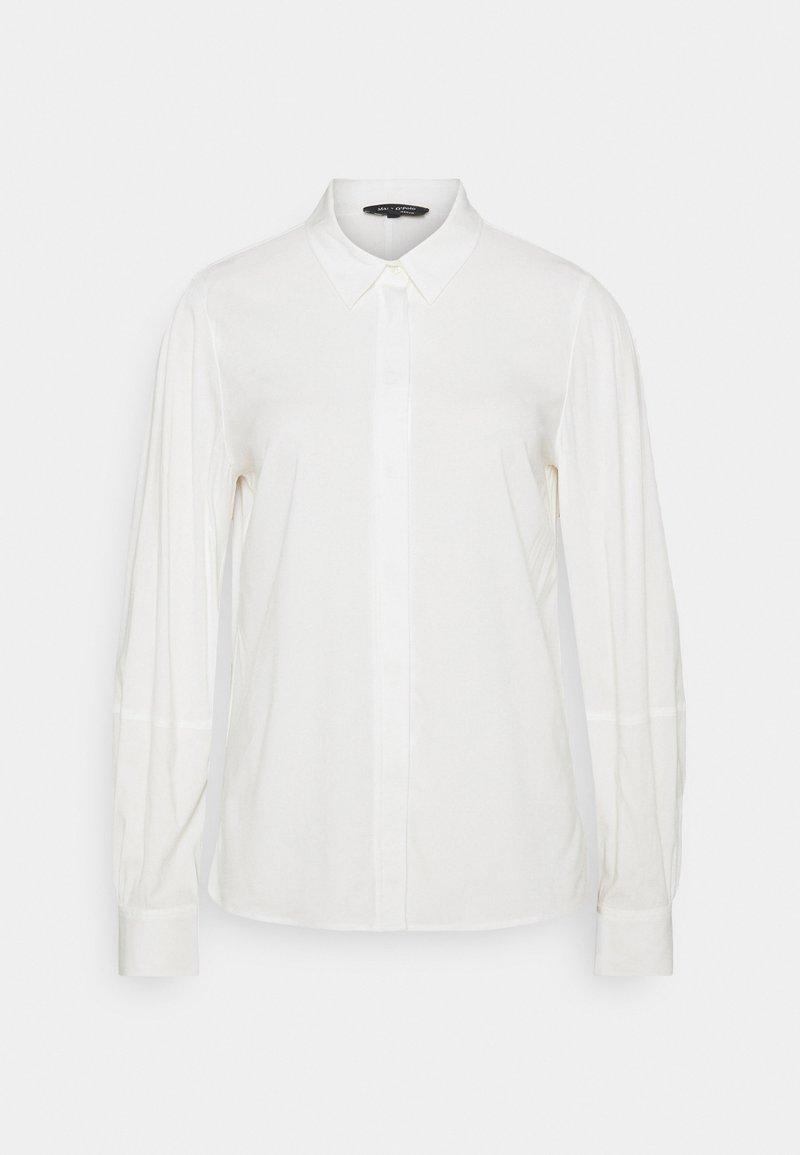 Marc O'Polo - BLOUSE LONG SLEEVE - Blouse - off white