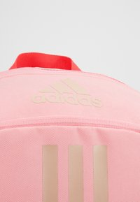 adidas Performance - POWER - Reppu - glory pink/copper metallic - 7