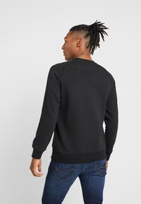 Lee - EMBOSSED CREW - Sweatshirt - black - 2