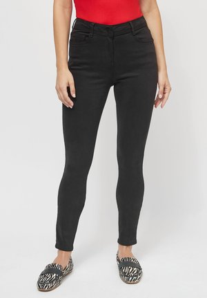 MAUVE SOFT TOUCH  - Jeansy Skinny Fit - black