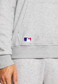 New Era - MLB GENERIC LOGO HOODIE - Hoodie - grey - 4