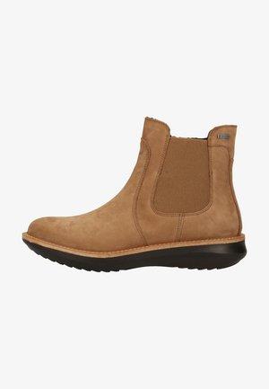 Boots à talons - fango (beige)
