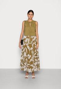 Esprit Collection - BLOUSE - Blouse - olive - 1