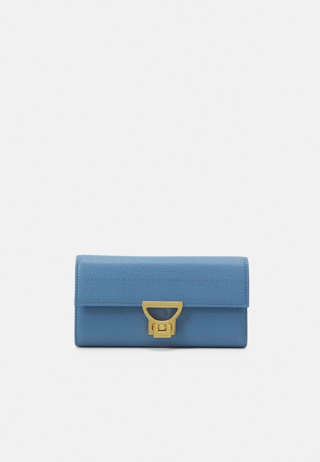 ARLETTIS - Wallet - pacific blue