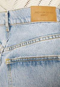 Gina Tricot - ORIGINAL SKIRT - Jeansskjørt - vintage blue - 4