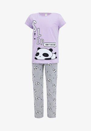 SET - Pyjama - purple