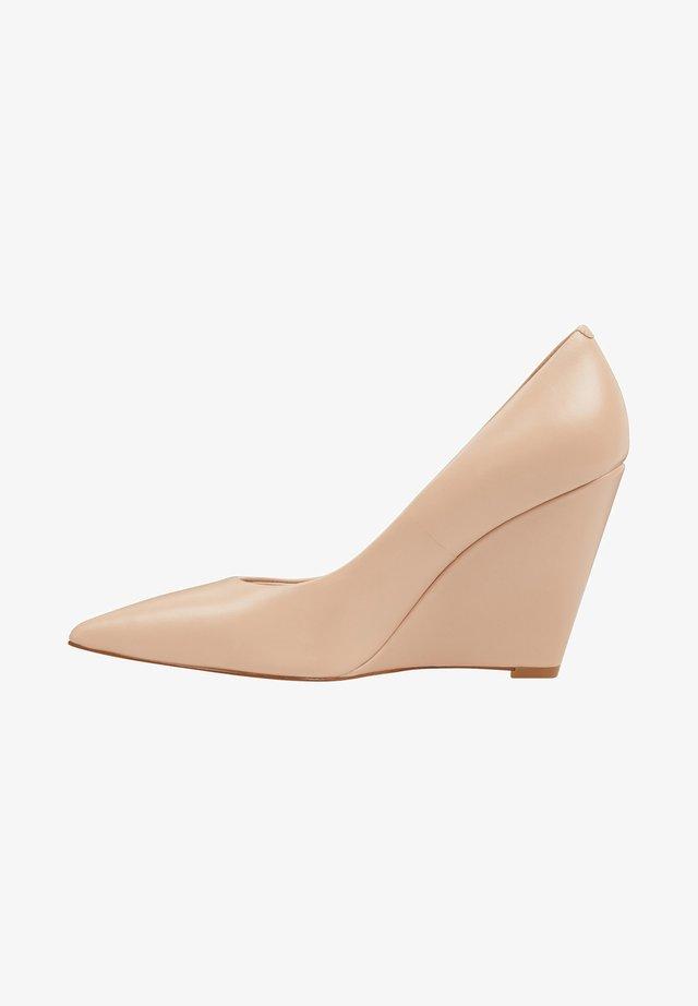 VINTAGELUV - High heels - beige