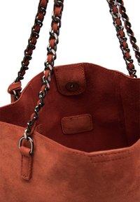 IZIA - Tote bag - rost - 3