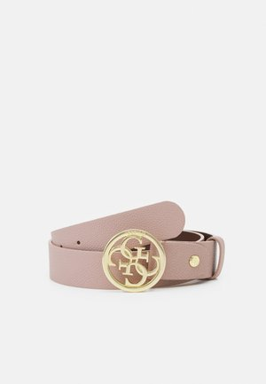 SANDRINE ADJUST PANT BELT - Belt - blush