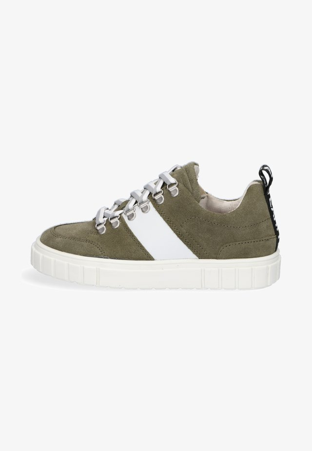 LUX - Sneakers laag - green