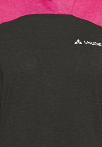 Vaude - TREMALZO - Maglietta a manica lunga - black - 2