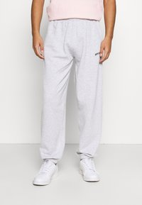BDG Urban Outfitters - JOGGER PANT UNISEX - Träningsbyxor - grey - 0