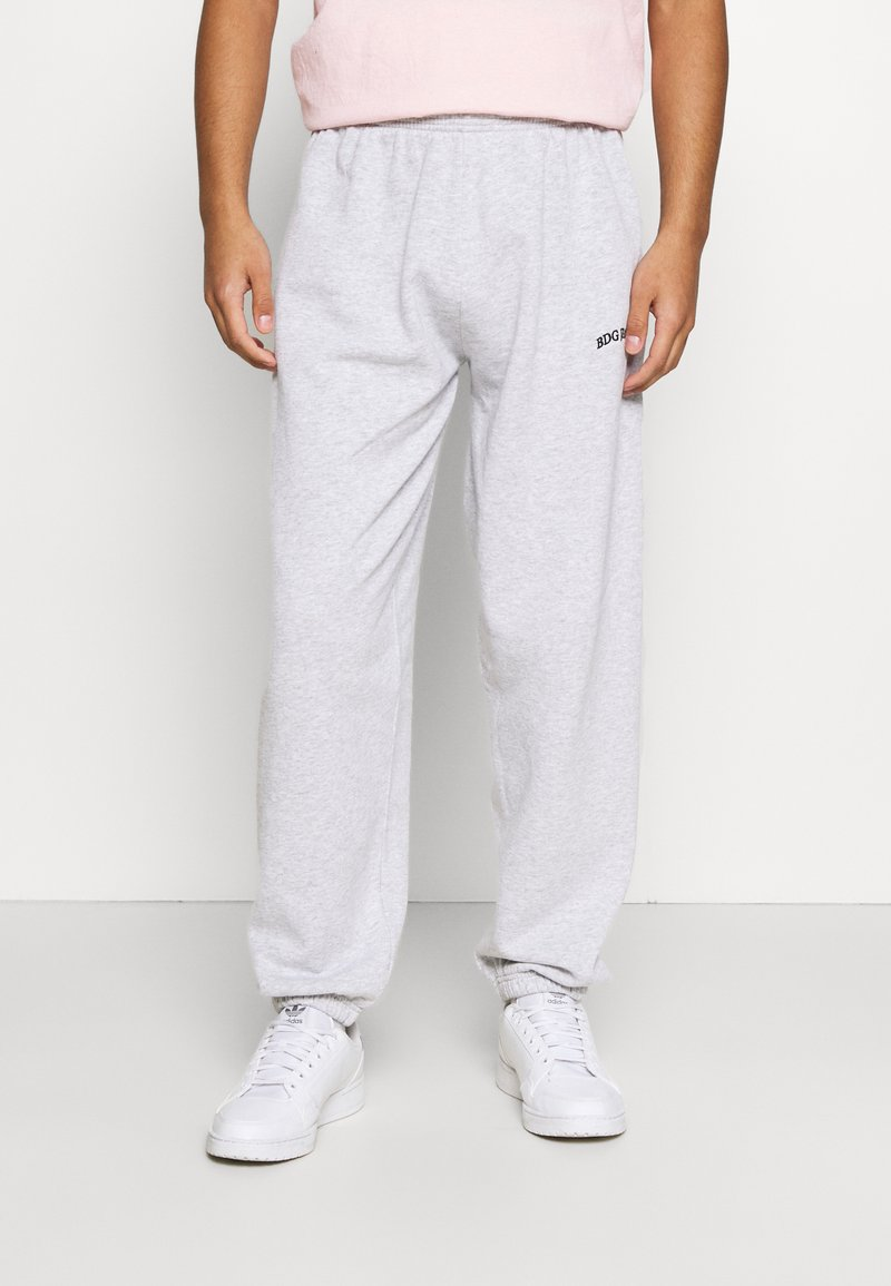 BDG Urban Outfitters - JOGGER PANT UNISEX - Träningsbyxor - grey