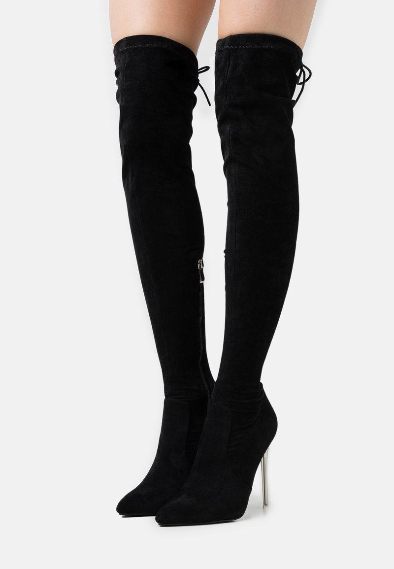 BEBO - MAKAYLA - High heeled boots - black