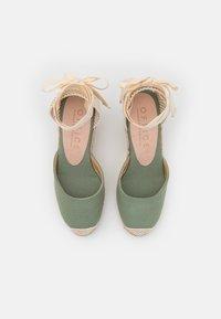 Office - MARMALADE - High heeled sandals - green - 5