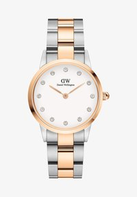 Daniel Wellington - Iconic Link Lumine – 28mm - Orologio - rose gold - 1