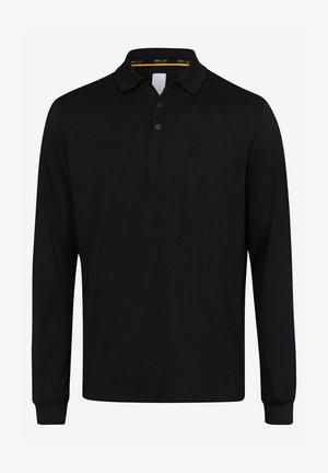 PHOENIX - Polo shirt - black