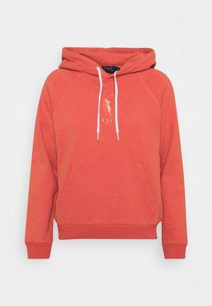 LOOPBACK - Sweatshirt - spring red