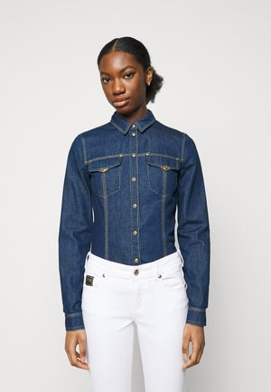 LADY - Button-down blouse - indigo