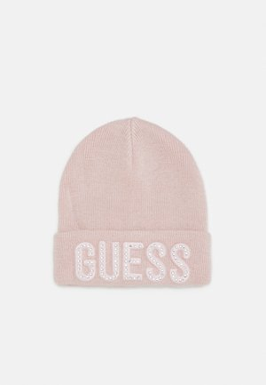 HAT WITH LOGO - Beanie - more love