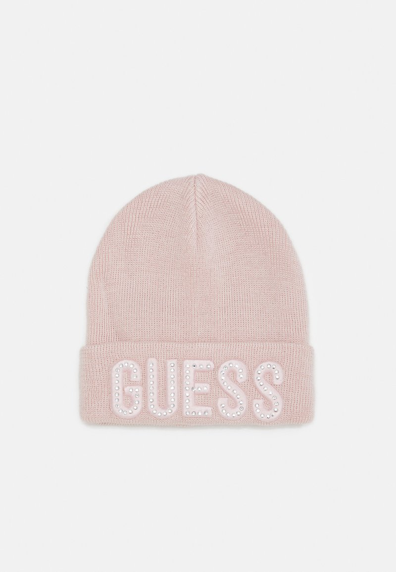 Guess - HAT WITH LOGO - Czapka - more love