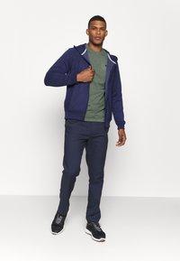Puma Golf - CLOUDSPUN CREWNECK - Sweatshirt - thyme heather - 1