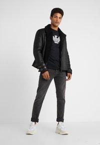 Emporio Armani - T-shirt à manches longues - nero - 1