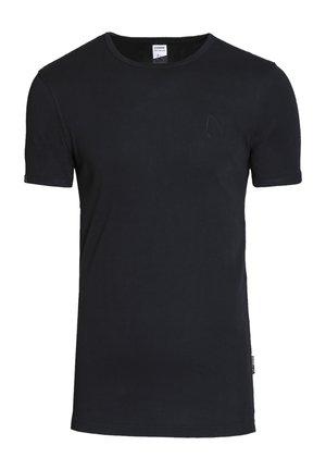 BASE-B - Basic T-shirt - black