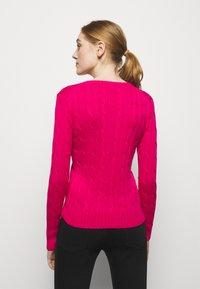 Polo Ralph Lauren - CLASSIC - Jumper - sport pink - 2