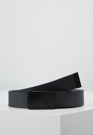 BELTS - Cinturón - charcoal/black