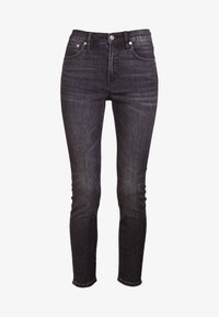 J.CREW - LOOKOUT CANDIANI PENWOOD  - Slim fit jeans - charcoal wash - 3
