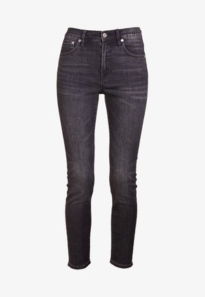 LOOKOUT CANDIANI PENWOOD  - Jeansy Slim Fit - charcoal wash
