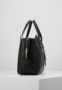 Tommy Hilfiger - CHARMING TOMMY SATCHEL - Handbag - black - 3