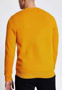River Island - PROLIFIC MUSTARD - Sweatshirt - brown - 2