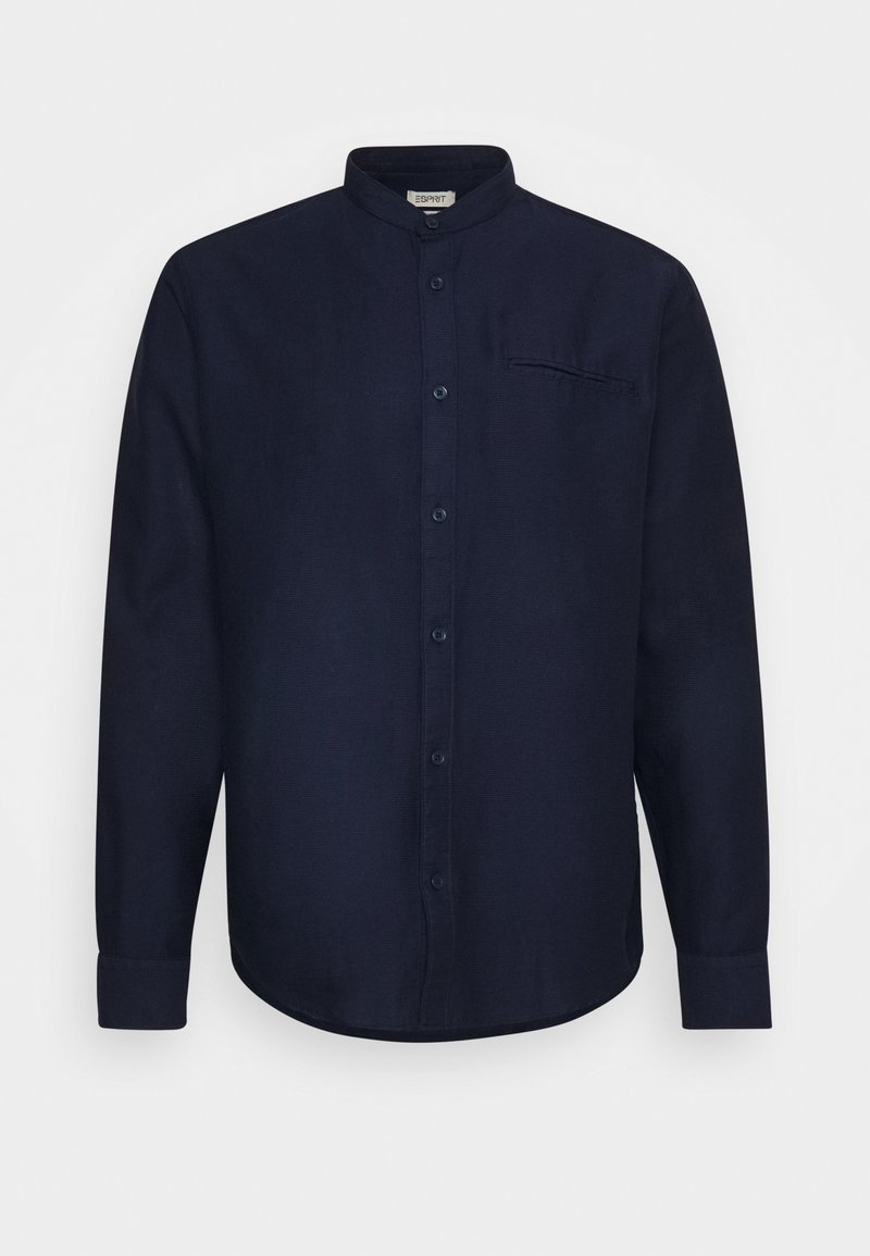 Esprit - WINTERWAFFL - Shirt - navy