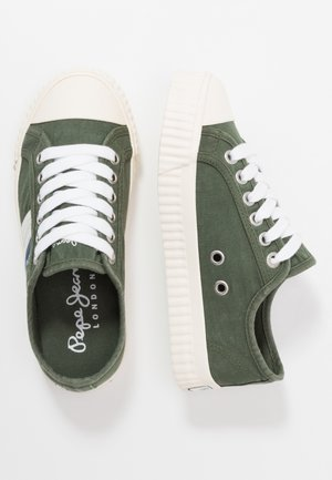 MALIBU JUNIOR - Sneakers basse - khaki green