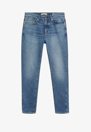 TOM TAPERED FIT - Jean slim - mittelblau