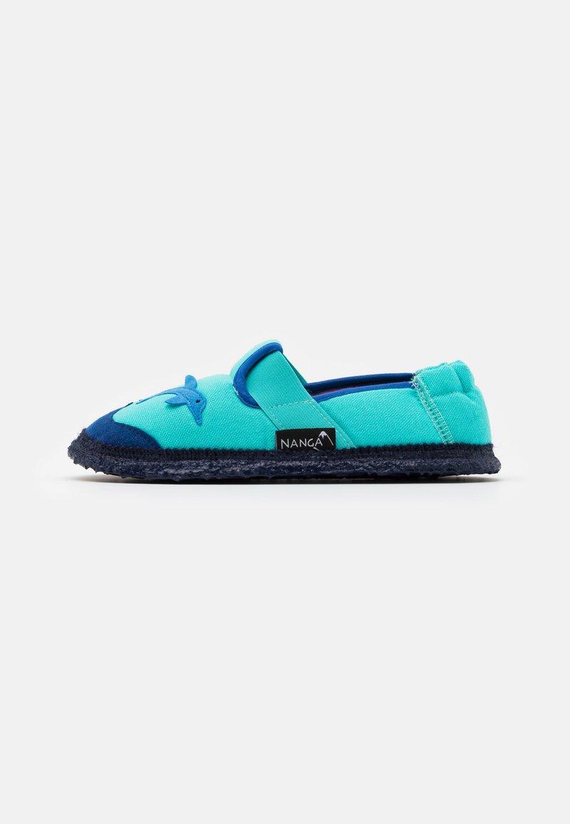 Nanga - DELPHIN - Slippers - blue