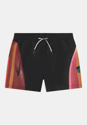 NIKO - Swimming shorts - black