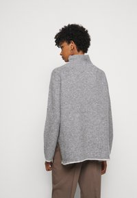 By Malene Birger - ELLISON - Jumper - med grey mel - 2