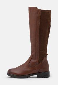 Jana - Boots - chestnut - 1