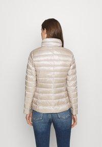 Lauren Ralph Lauren - LUST INSULATED - Down jacket - champagne - 2